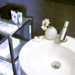 Bathroom Deluxe suite Residenz Boutique Hotel Den Haag